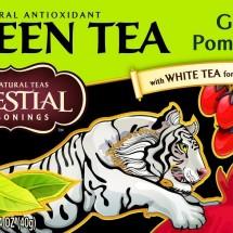 طرز تهیه چای سبز با آب انار ( بدون گلوتن )