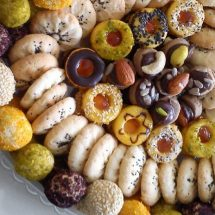 شیرینی های مخصوص شب عیدِ شیرینی کده