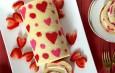 آموزش طرز تهیه کیک رولتی طرح دار