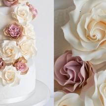 جدیدترین مدلهای کیک عروسی ۲