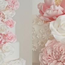 جدیدترین مدلهای کیک عروسی ۳