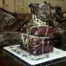 نمونه کارهای دکوراتیو کیکِ شیرینی کده
