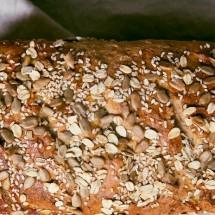 آموزش تصویری طرز تهیه نان جو دوسر