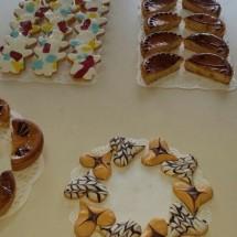 تصاویری از شیرینی های خشکِ شیرینی کده