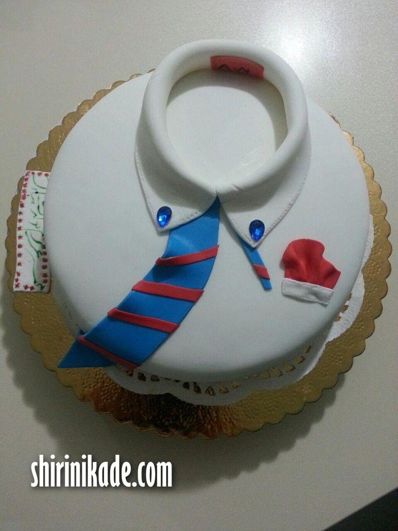 کیک تولد مخصوص آقا پسرها