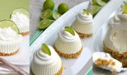 آموزش تصویری طرز تهیه کاپ کیک لیمو