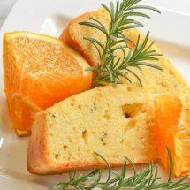 آموزش تصویری طرز تهیه کیک پرتقالی