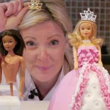 تصاویری از کیک باربی – قسمت سوم
